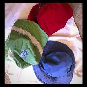 Brimmed hats! 12-24 months.